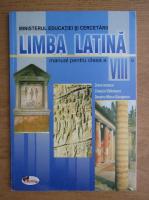 Doina Dumitrescu Ionescu - Limba latina. Manual pentru clasa a VIII a