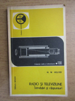 H. W. Hellyer - Radio si televiziune