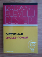 Irina Panovf - Dictionarul elevului destept. Dictionar Englez-Roman