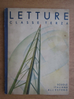 Anticariat: Letture classe terza (1939)