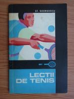 St. Georgescu - Lectii de tenis