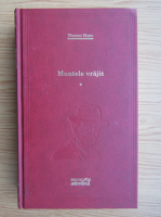 Anticariat: Thomas Mann - Muntele vrajit (volumul 1)