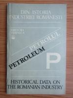 Anticariat: Axente Sever Banciu - Petrolul. Petroleum