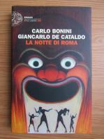 Anticariat: Carlo Bonini - La notte di Roma