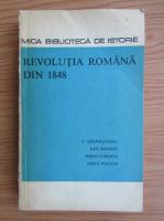 Constantin Cazanisteanu - Revolutia romana din 1848