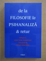 Anticariat: De la filosofie la psihanaliza si retur