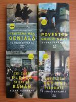 Elena Ferrante - Tetralogia napolitana (4 volume)