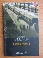 Anticariat: Georges Simenon - Pietr Letonul
