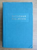 Gheorghe Bolocan - Dictionar rus-roman