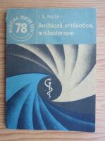 Anticariat: Ion Fulga - Antibioza, antibioticem, antibioterapie