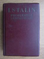 Problemele leninismului (1940)