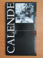 Anticariat: Revista Calende, anul XIV (CXXVI), nr. 2 (114), aprilie-iunie 2005