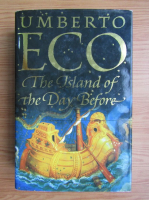 Anticariat: Umberto Eco - The Island of the Day Before