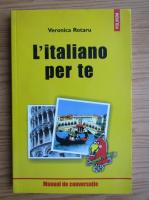 Veronica Rotaru - L'italiano per te