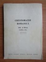 Crestomatie romantica. Limba catalana (volumul 3, partea a III-a)
