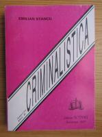 Emilian Stancu - Criminalistica (volumul 2)