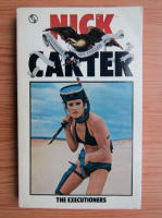 Anticariat: Nick Carter - The Executioners