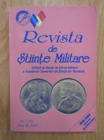 Anticariat: Revista de Stiinte Militare, nr. 2 (15) anul VIII
