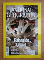 Revista National Geographic Romania, noiembrie 2008