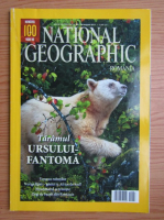 Anticariat: Revista National Geographic Romania, nr. 100, august 2011