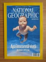 Revista National Geographic Romania, nr. 84, aprilie 2010