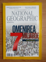 Revista National Geographic Romania, nr. 93, ianuarie 2011