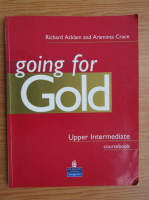 Richard Acklam - Going for gold. Upper Intermediate coursebook