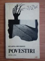 Anticariat: Sevastia Balasescu - Povestiri