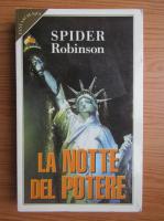 Anticariat: Spider Robinson - La notte de potere