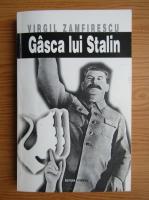 Anticariat: Virgil Zamfirescu - Gasca lui Stalin