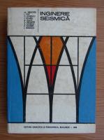 Anticariat: Al. Negoita, I. Pop, C. Ionescu - Inginerie seismica