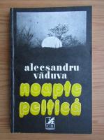 Anticariat: Alexandru Vaduva - Noapte peltica