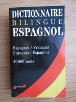 Anticariat: Dictionaire bilingue Espagnol