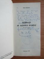 Anticariat: Ioan Meitoiu - Barbati ai acestui pamant (cu autograful autorului)