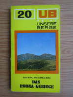 Anticariat: Iuliu Buta - Das Rodna-Gebirge
