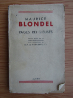 Maurice Blondel - Pages religieuses (1941)