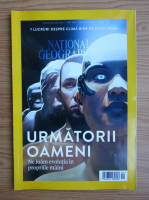 Anticariat: Revista National Geographic, aprilie 2017, volumul 168