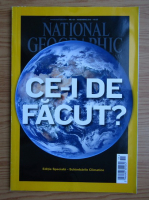 Revista National Geographic, nr. 151, noiembrie 2015