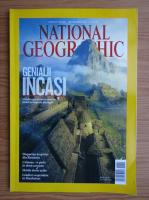 Revista National Geographic, nr. 96, aprilie 2011
