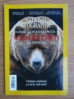 Anticariat: Revista National Geographic, octombrie 2017, volumul 174