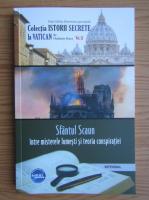 Anticariat: Sfantul Scaun intre misterele lumesti si teoria conspiratiei