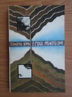 Anticariat: Simion Dima - Ecoul muntilor