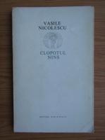 Anticariat: Vasile Nicolescu - Clopotul nins