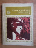 Anticariat: Clasa muncitoare in literatura (volumul 1)