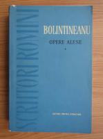 Dimitrie Bolintineanu - Opere alese (volumul 1)