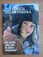 Anticariat: Familia ortodoxa, nr. 2, februarie 2019 (fara CD)