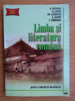 Gheorghe Costache - Limba si literatura romana. Bacalaureat 2003