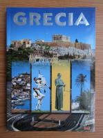 Anticariat: Grecia (ghid turistic)