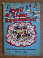 Anticariat: Ion Manea - Copii ai Tarii Romanesti. Cantece pentru copii
