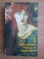 Jane Austen - Raisons et sentiments